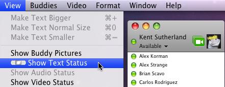 Captura de pantalla de Chax 1.4.3